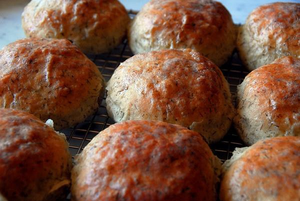 Potato Rosemary Rolls | Dinner | Pinterest