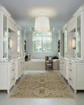 Big rug master bathroom pinterest for Master bathroom rugs