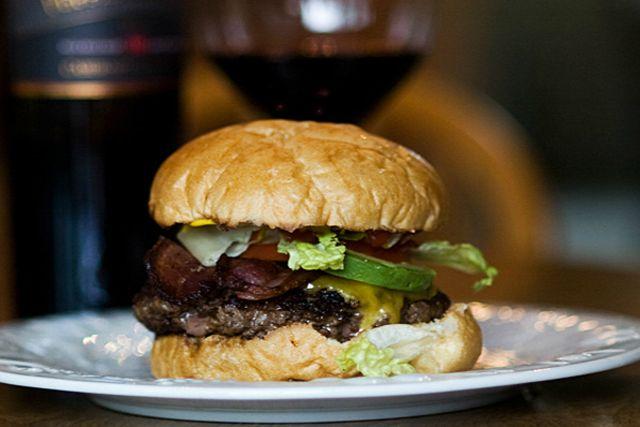 Recipe: Chipotle Bacon Avocado Burger | Food: Sandwiches, Wraps, Pizz ...