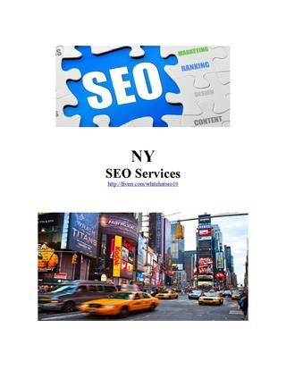 best seo services new york