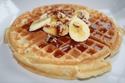 Banana Waffles | Recipe