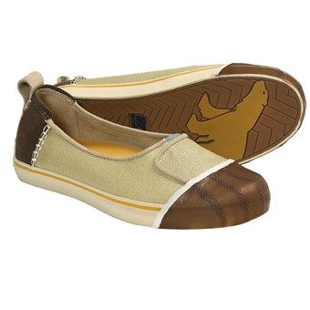 Sorel Sentry Canvas Slip-On Shoes (For Women
