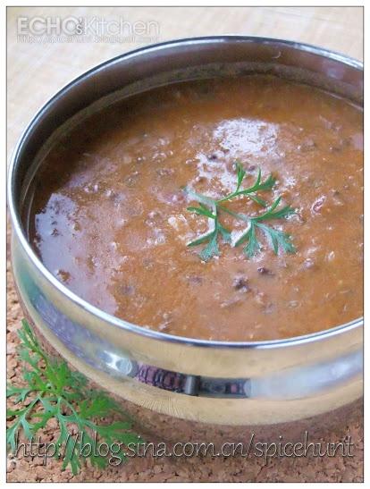 Dal Makhni (Creamy Lentil Stew) | Foodie | Pinterest