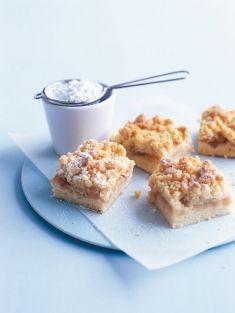 Donna Hay's apple slice, yummo! | Nice Scran | Pinterest