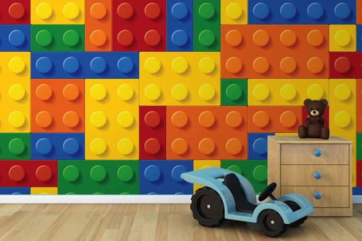 Lego Wall Decor 28+ [ lego wall murals ] | lego ninjago smashed wall 3d decal