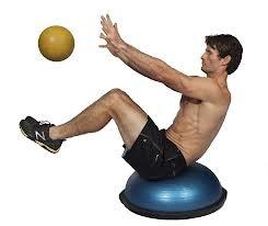 images Core Exercises: Four-Point Balance