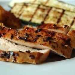 Grilled chicken with herbs | Yummm | Pinterest