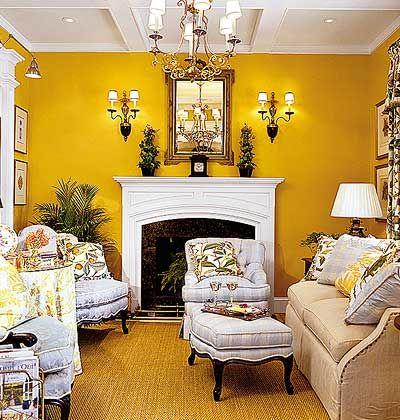 30 Gorgeous Yellow Interior Design Ideas Interior Design Ideas