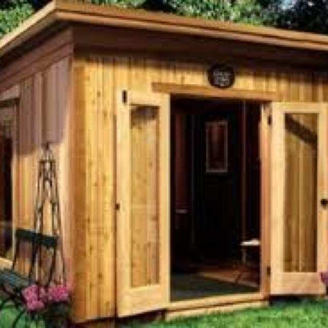 Guest House Plans For Backyard : Back yard guest house  House Plans  Pinterest