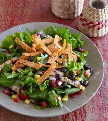 Santa Fe Chicken Salad Wraps Recipes — Dishmaps