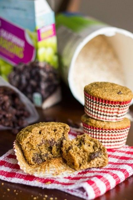 Oatmeal Raisin Cookie Muffins | Muffins | Pinterest