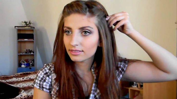 Patryjordan Easy Hairstyles For Short Hair : fast and easy hairstyles Pretty hair styles &updos Pinterest