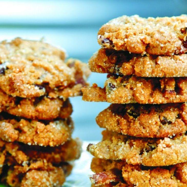 Peanut Butter Bacon Cookies Recipe | Food & Drink | Pinterest
