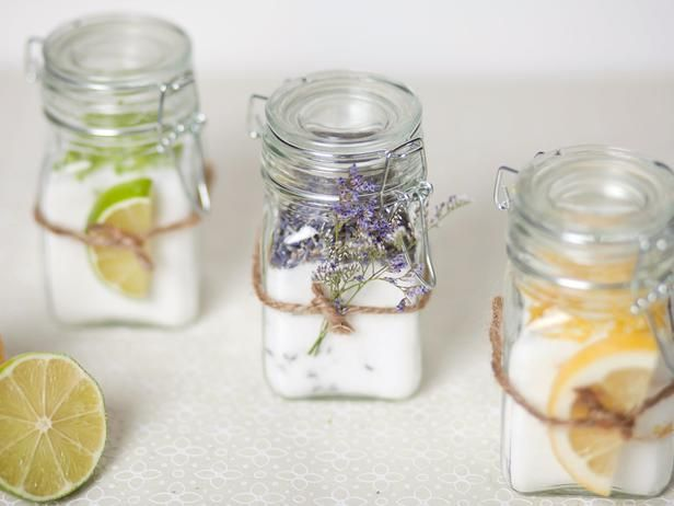 Party Favor: Infused Sugars