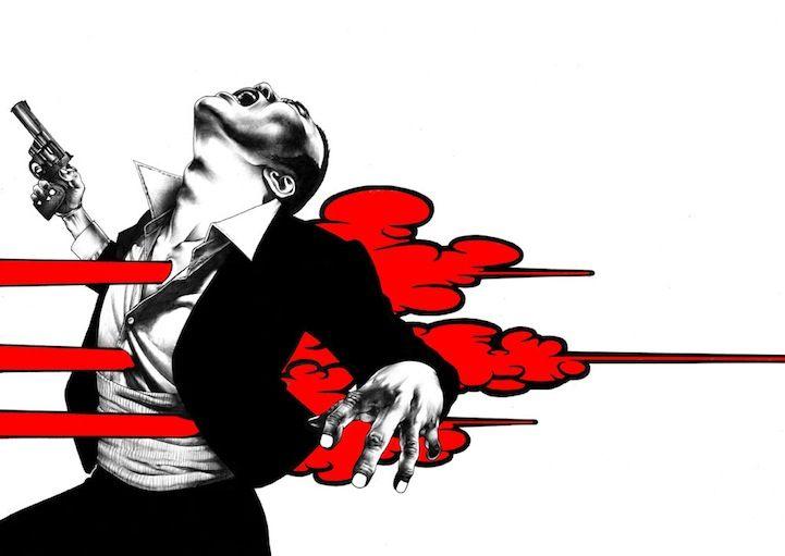 Punk Rock Japanese Pop Art   Inspiration 70's/ pop punk ...