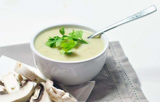 Cauliflower and white bean soup | Yummy Foods | Pinterest