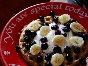 sourdough waffles | breads | Pinterest