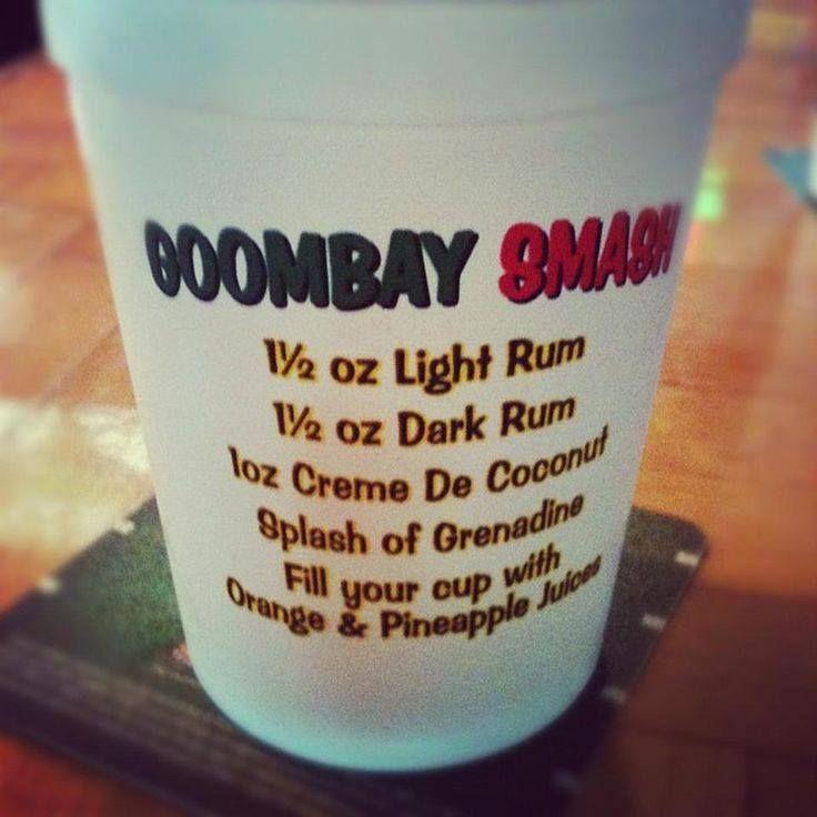 Goombay Smash | Yummers! | Pinterest