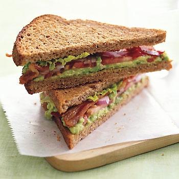 Modern BLT Sandwich | Sandwiches | Pinterest