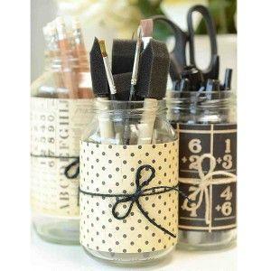 ペン立ての作り方DIY
