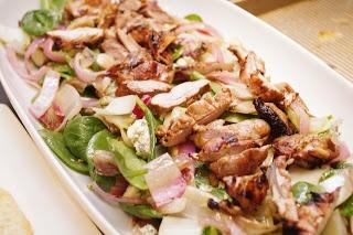 Grilled Endive Salad | I'll Just Have a Salad | Pinterest