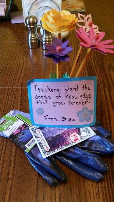 Teacher Appreciation Gift | Teacher Gifts | Pinterest