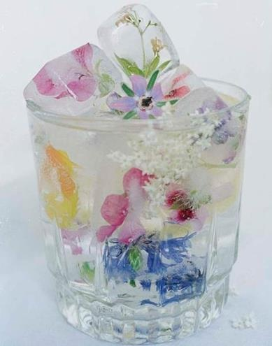 Spring in a glass