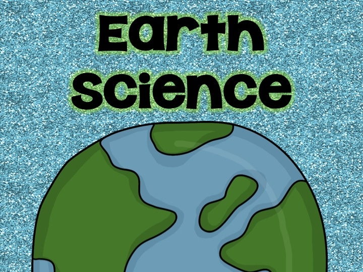 earth science science fair projects