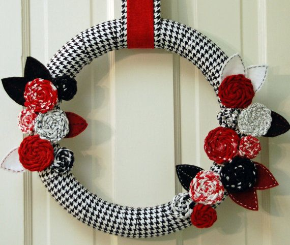 The University of Alabama Wreath