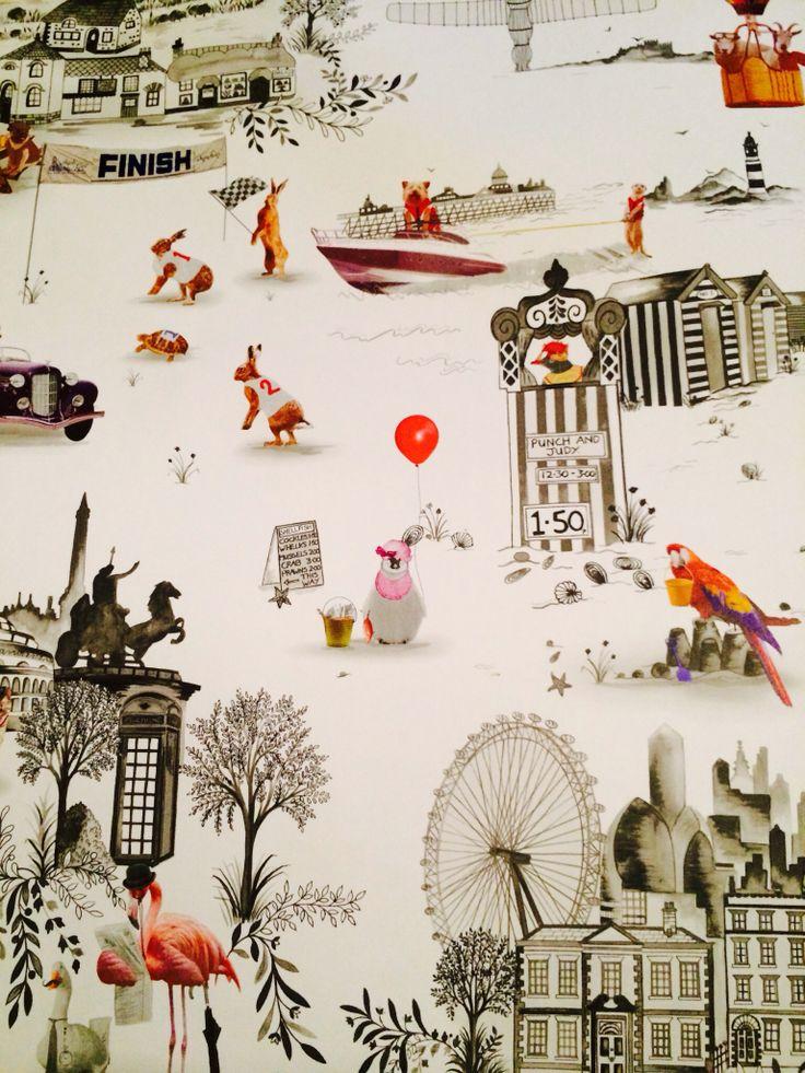 B q wallpaper new house ideas pinterest for Home wallpaper b q