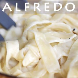 Shortcut Fettuccine Alfredo Recipes — Dishmaps