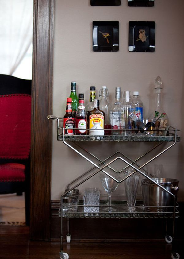 Trendy Barware Ideas For Home. I love a bar that can ... | Heather's …