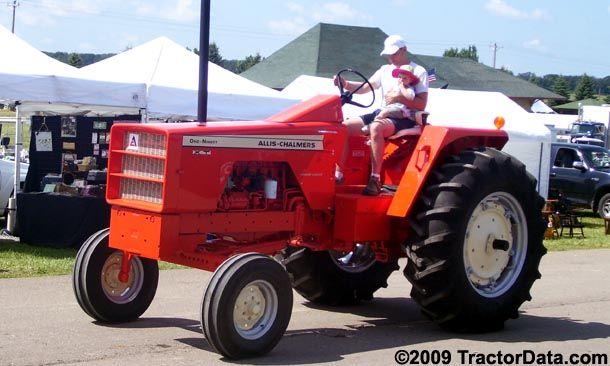 Allis Chalmers 190XT | Down on the Farm | Pinterest