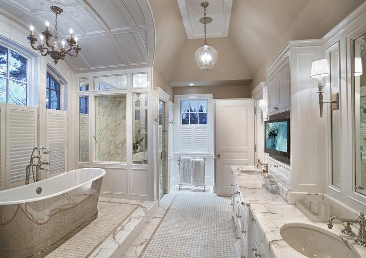 high tech bathroom smart homes pinterest