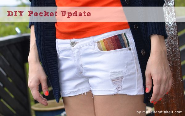 spruce up those shorts and jeans!!