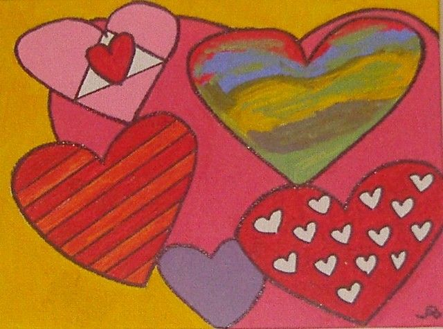 valentine's day art ideas for infants