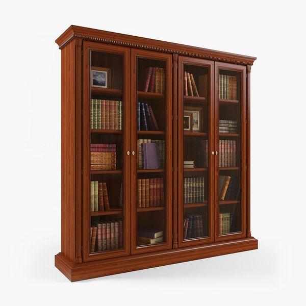 Книжный шкаф Флорида   home library   Pinterest