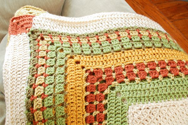 Final Crochet Afghan Crochet, knit & string things Pinterest
