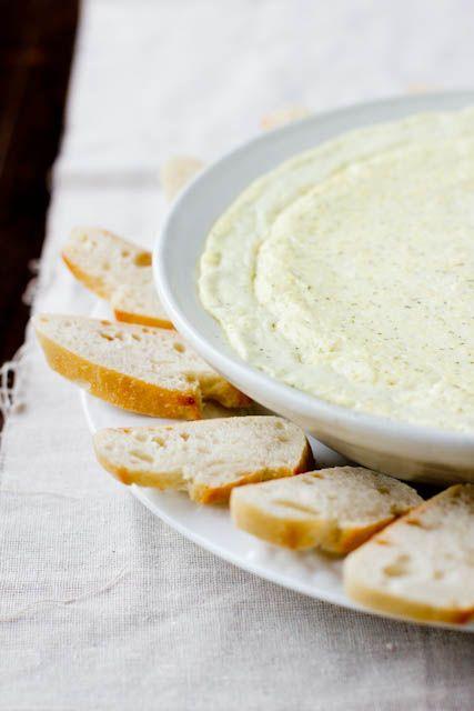 Creamy Artichoke Dip - Oh Sweet Basil