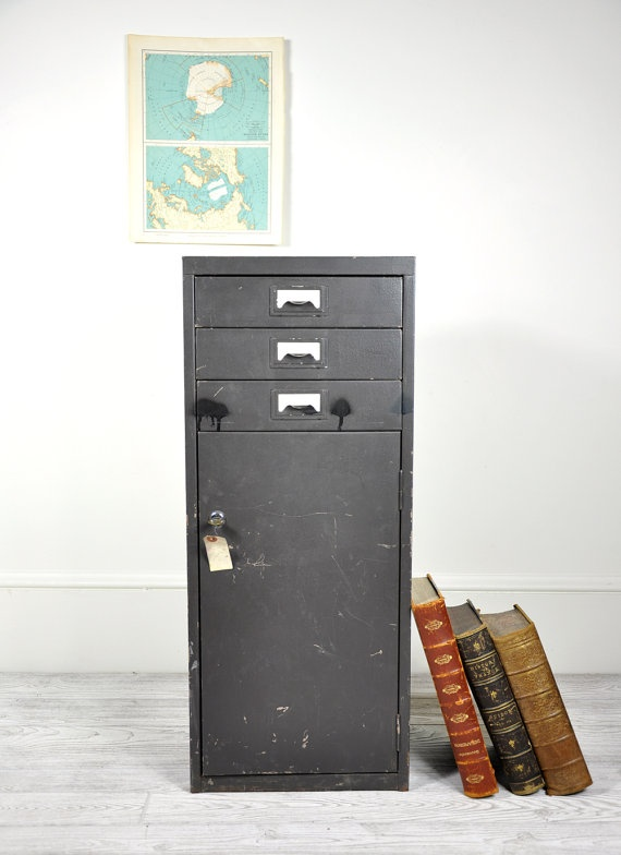 Fantastic Industrial Vintage Home Office Furniture  My Warehouse Home