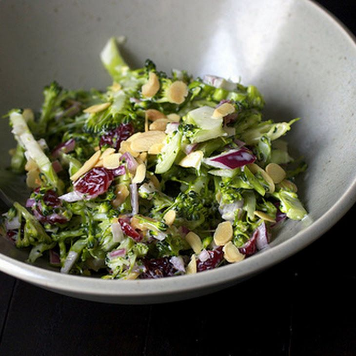 Broccoli Slaw Recipe | stuff thats yummy | Pinterest
