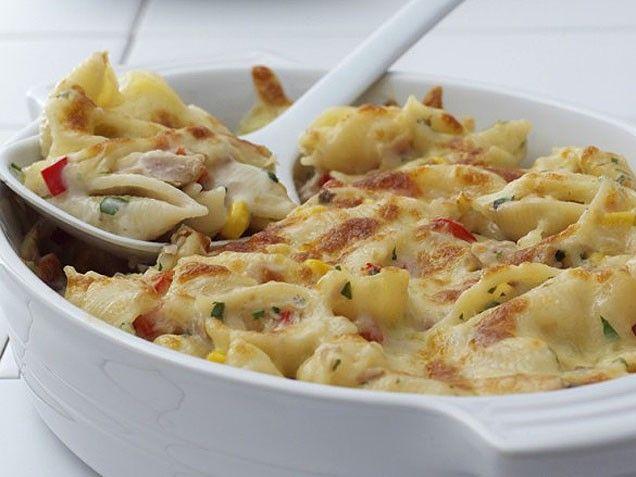 Tuna and Pasta Bake casserole recipes