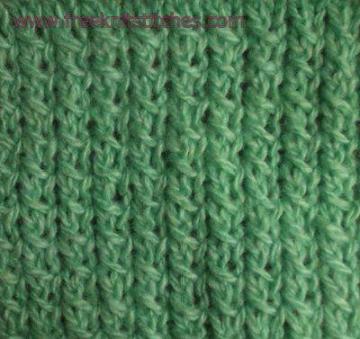 Knitting Basics : String knitting stitches Knitting and crochet Pinterest