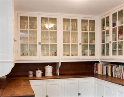 Nice All Glass Upper Cabinet Doors For The Home Pinterest