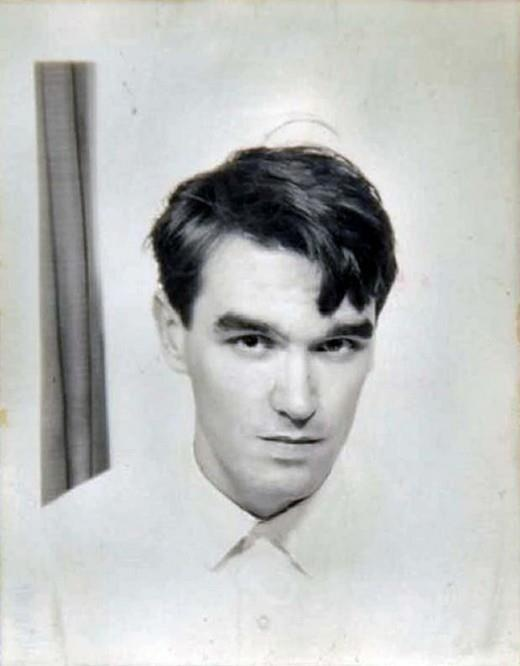 Morrissey as a Teenager.   supers - music   Pinterest