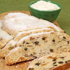 Christmas Morning Stollen Recipe | bread | Pinterest