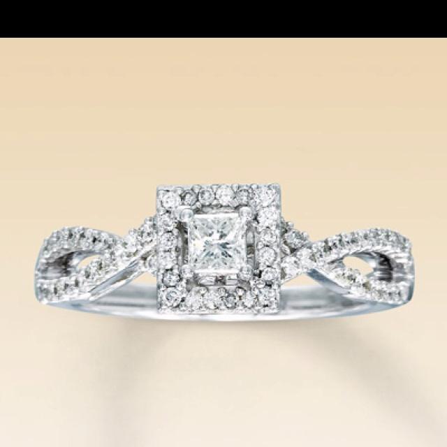 Beautiful ring from Kay Jewelers Wedding Rings