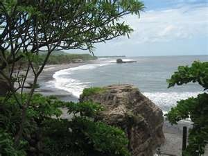 El Sunzal is a gorgeous beach in El Salvador