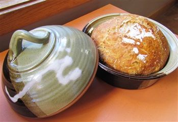 No knead bread baker bowl | Tools for Seattlepastrygirl | Pinterest