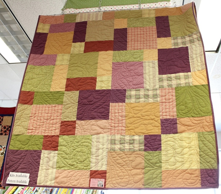 Quilt Patterns For Flannel : flannel quilt pattern - Google Search SewwwiNgGG Pinterest